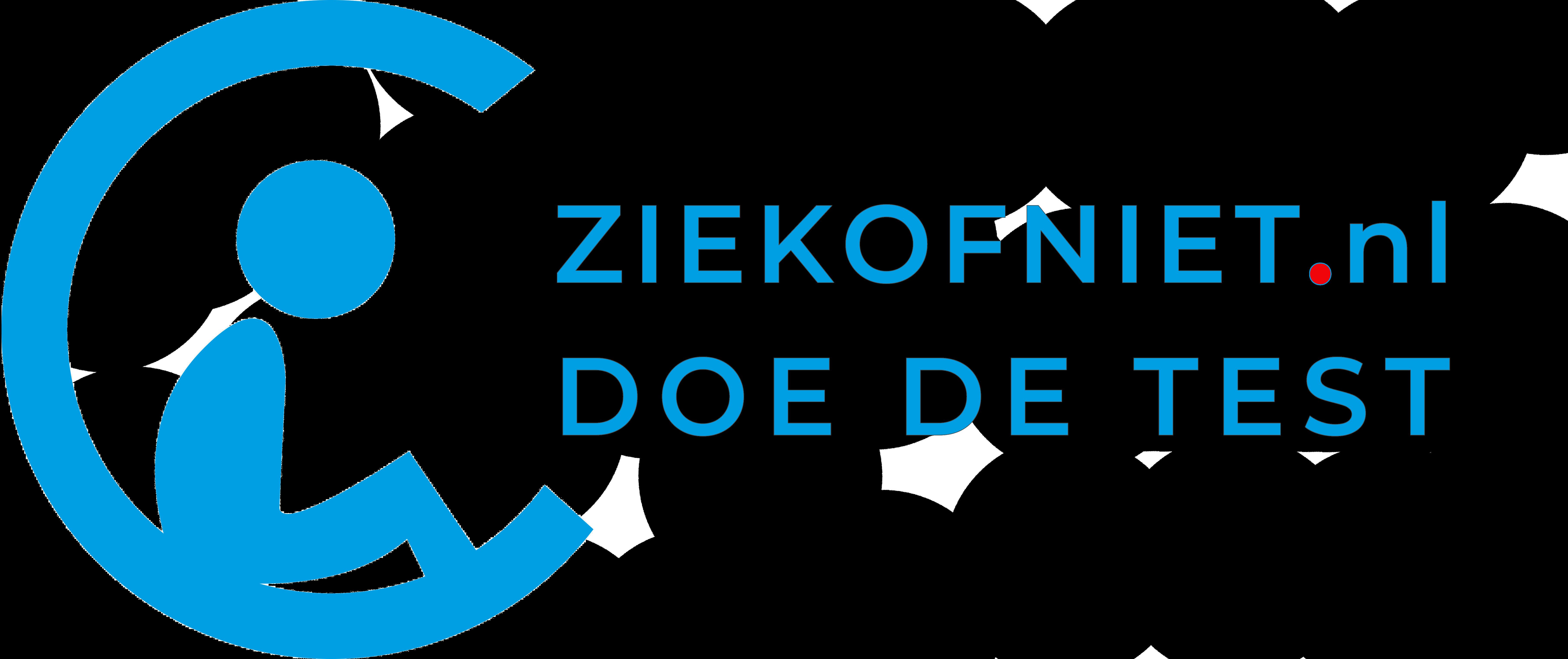 ziek of niet, test of je ME CVS hebt op ziekofniet.nl